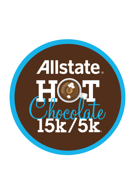 Allstate Hot Chocolate 15k/5k: Tampa Expo Graphic
