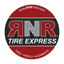 RNR Tire Express Graphic