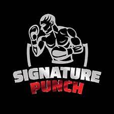 Signature Punch Promotions Graphic