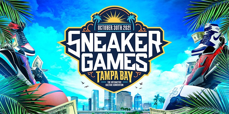 Sneaker Game Graphic