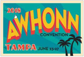 AWHONN Annual Convention logo