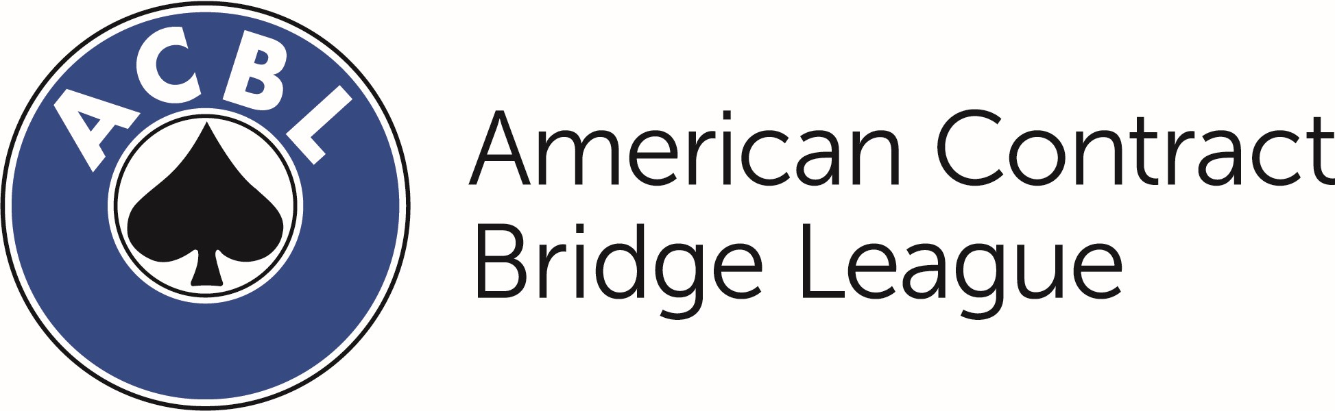American Contract Bridge League-Fall Championship logo