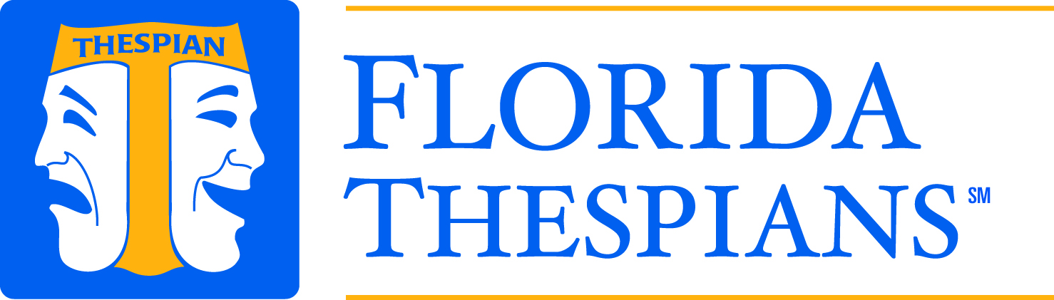 FL State Thespians-Annual Festival logo