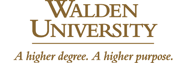 Walden University Winter Commencement logo