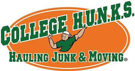 College Hunks Hauling Junk College Reunion logo