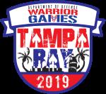DOD Warrior Games Logo