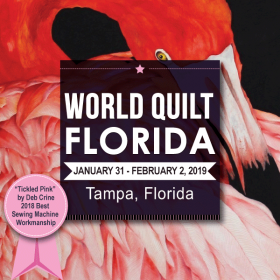 World Quilt Florida Logo