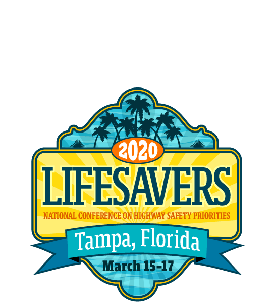 Lifesavers Conference on Highway Safety Priorities logo