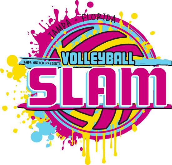 Tampa United Volleyball-United Slam logo