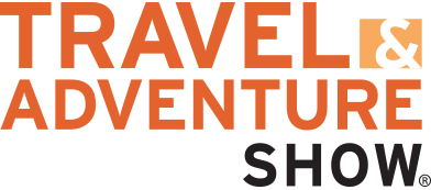 Travel & Adventure Show Logo
