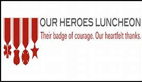 Our Heroes Foundation-Our Heroes Luncheon Logo